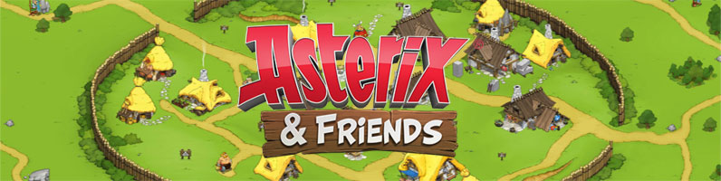 Asterix & Friends