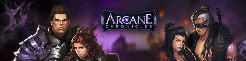 Arcane Chronicles