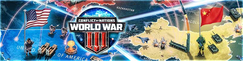 Conflict of Nations - World War 3