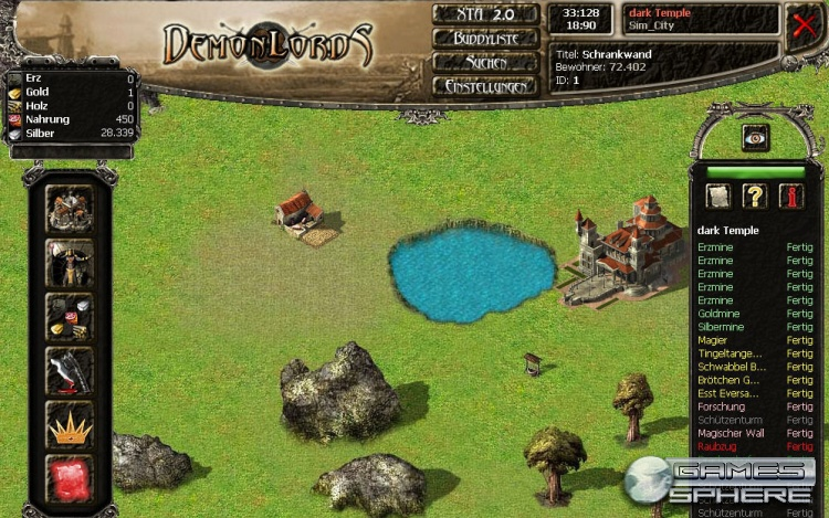 Demonlords Screenshot