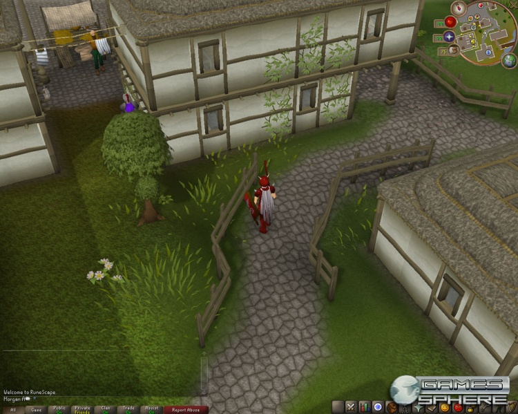 Runescape Screenshot