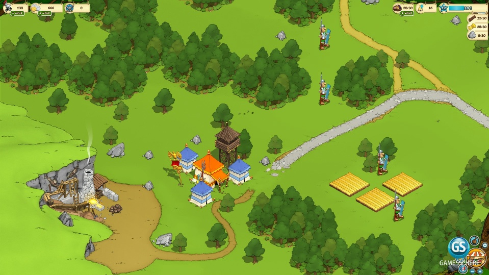 Asterix & Friends Screenshot