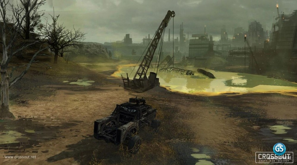 Crossout Screenshot