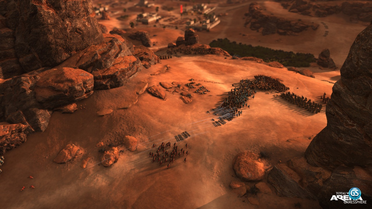 Total War: Arena Screenshot