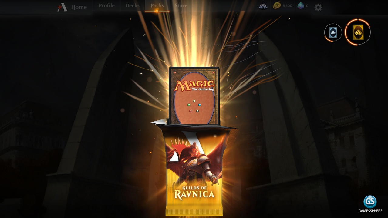 Magic: The Gathering Arena Screenshot