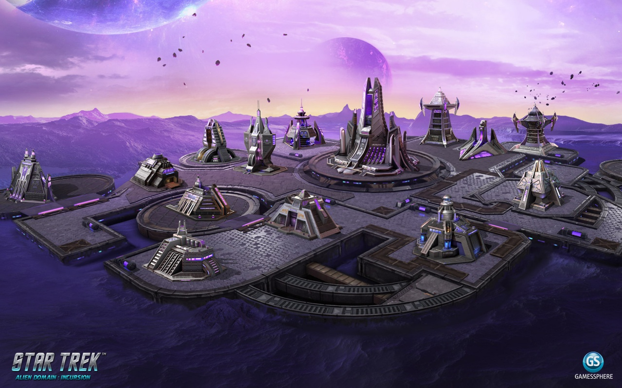 Star Trek Alien Domain: Incursion Screenshot