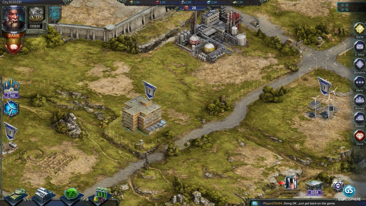 Generals: Art of War Screenshot