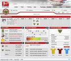 Offizieller Bundesliga Manager Screenshot