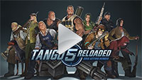 Tango 5 Reloaded Open-Beta Launch