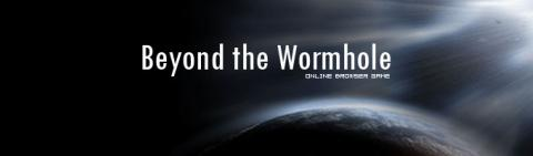 Beyond the wormhole